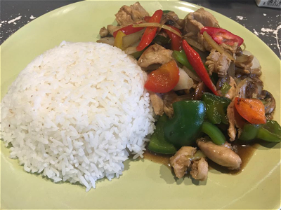 Foto PHAD KING KIP (geen curry)